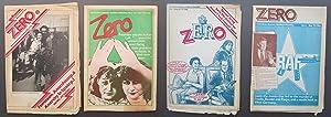 Zero. Anarchist/Anarca-Feminist Monthly Issues 1-4