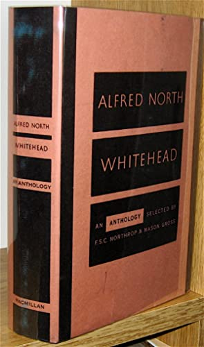An Anthology: Whitehead, Alfred North