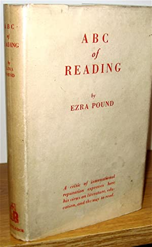 ABC of Reading: Pound, Ezra