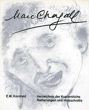 Verzeichnis der Kupferstiche, Radierungen und Holzschnitte von: Chagall - Eberhard