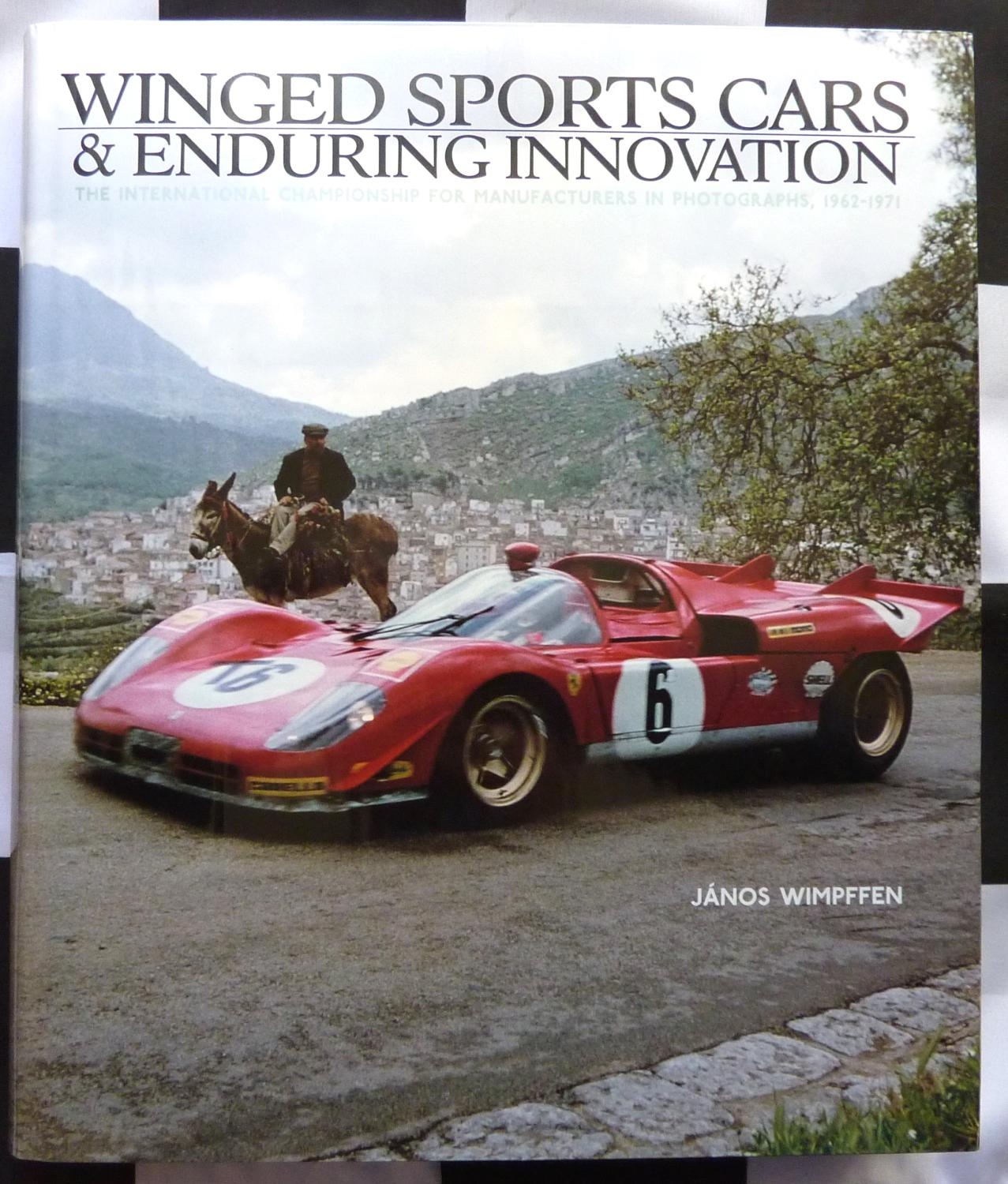 Winged Sports Cars And Enduring Innovation The International - Sports cars international