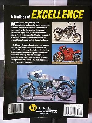 Standard Catalog of Ducati Motorcycles, 1947-2005: Falloon, Ian