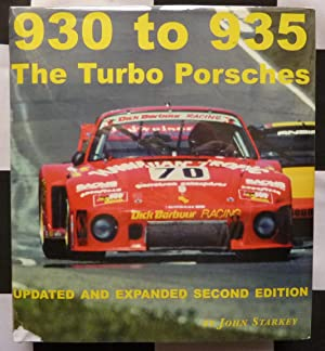 930 935 Turbo Porsches By John Starkey Abebooks