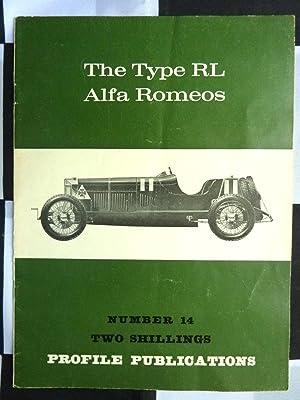 The Type RL Alfa Romeos (Profile Publication: Hull, Peter; Fusi,