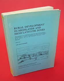 Rural development in Highlands and High-Latitude Zones.: Koutaniemi, Leo:
