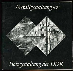 Metallgestaltung & Holzgestaltung der DDR. Plastik im