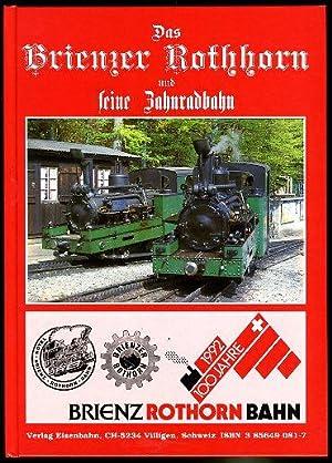Das Brienzer Rothhorn und seine Zahnradbahn. Hundert: Jeanmaire, Claude: