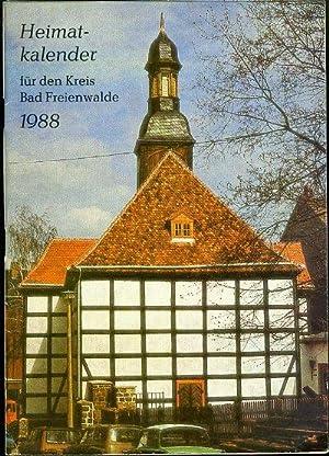 Heimatkalender für den Kreis Bad Freienwalde 32.