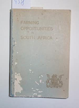 Farming Opportunities in the Union of South: South African Railways