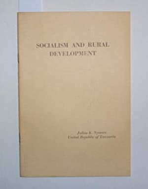 Socialism and rural development.