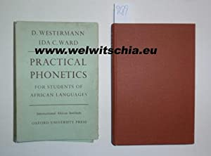 Practical Phonetics for Students of African Languages.