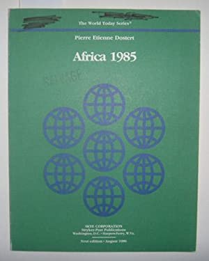 Africa 1985. The World Today Series.