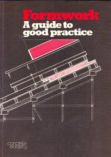 formwork a guide to good practice by concrete society staff rh abebooks co uk formwork a guide to good practice worked examples formwork a guide to good practice 2nd edition pdf