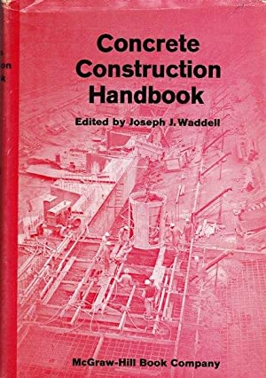 Concrete Construction Handbook