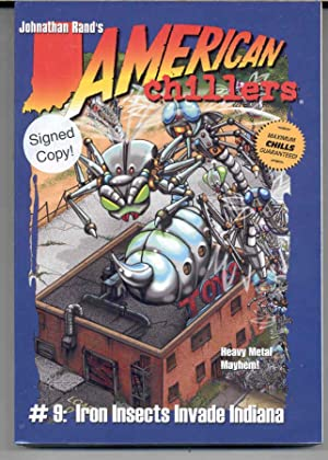 American Chillers # 9 Iron Insects Invade: Rand, Johnathan