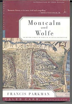 Montcalm and Wolfe: Parkman, Francis Jr.