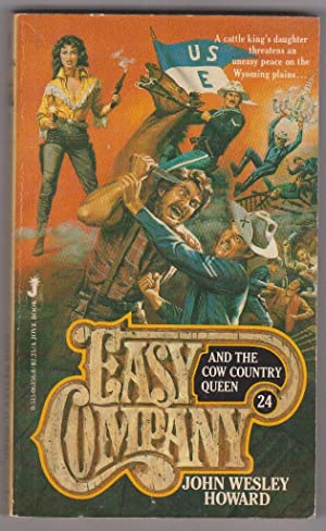Easy Company and the Cow Country Queen (Easy Company No. 24)