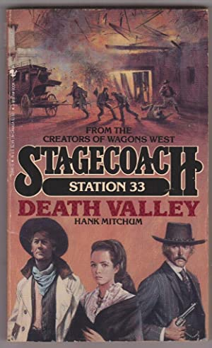 Death Valley - Stagecoach Station 33