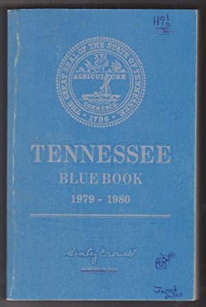 Tennessee Blue Book 1979-1980