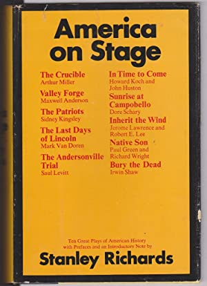 America on Stage: Ten Great Plays of American History