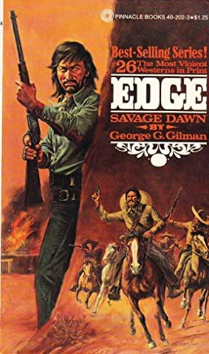 Edge: Savage Dawn #26