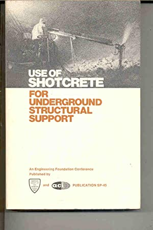 Use of Shotcrete for Underground Structural Support