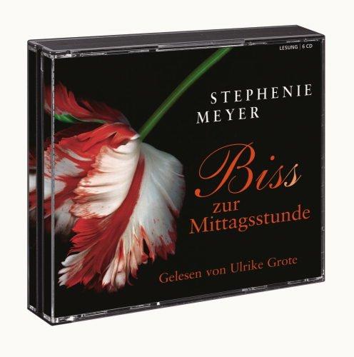 BISS ZUR MITTAGSSTUNDE -- 6 CD --: STEPHENIE, MEYER /
