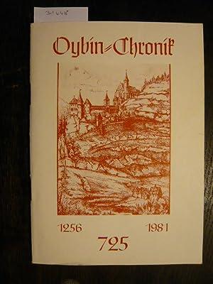 Oybin im Spiegel seiner Geschichte.: Winter, Manfred