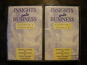 Insights into Business. Cassette 1 und 2.