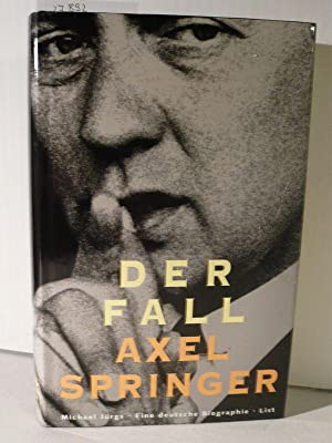 Der Fall Axel Springer.