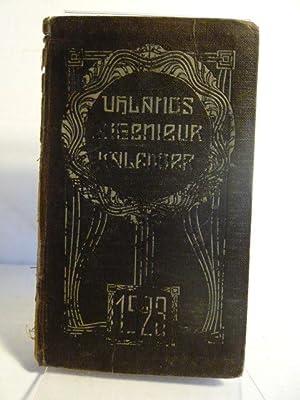Uhlands Ingenieur-Kalender. 1923.