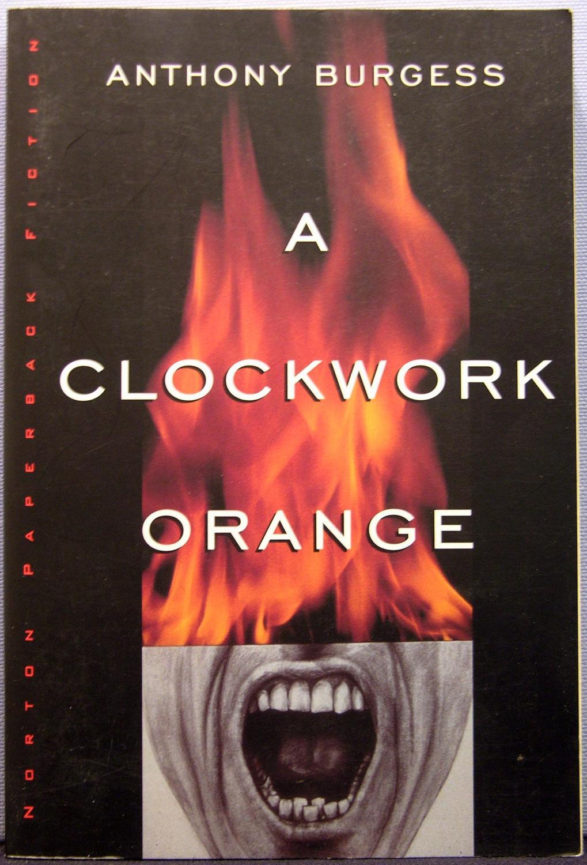 A Clockwork Orange by Anthony Burgess - PDF free download eBook