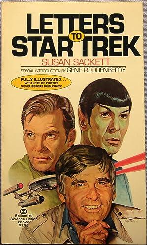Letters to Star Trek: Sackett, Susan