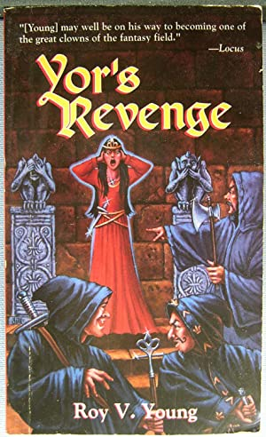 Yor's Revenge (Captains Outrageous #2)