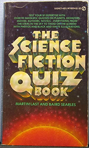 The Science Fiction Quiz Book