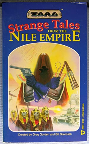 Strange Tales From the Nile [series: Torg]