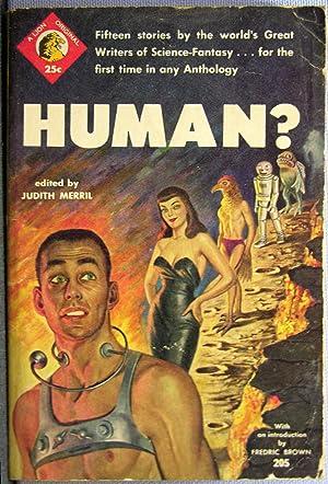 Human?: Merril, Judith (editor)