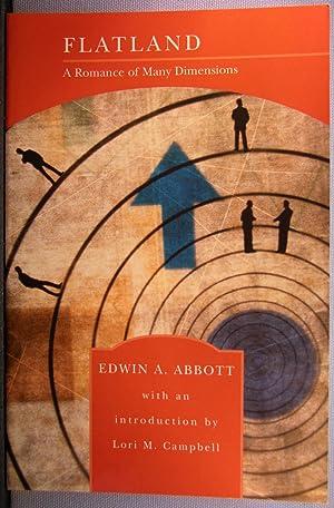 Flatland: A Romance of Many Dimensions: Abbott, Edwin Abbott