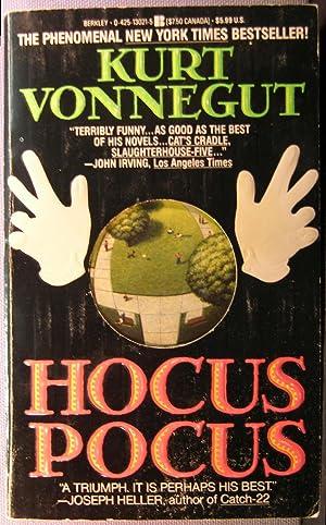 Hocus Pocus: Vonnegut, Kurt, Jr.
