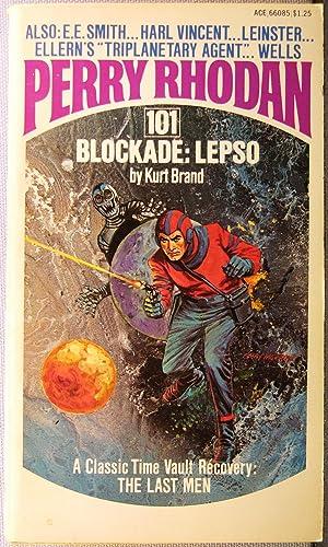 Perry Rhodan #101: Blockade: Lepso: Ackerman, Forrest J.;