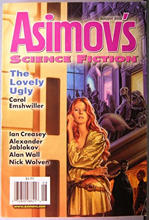 Asimov's Science Fiction ~ Vol. 34 #8 ~ August 2010