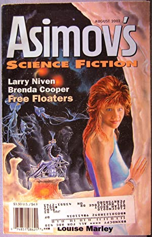 Asimov's Science Fiction ~ Vol. 26 #8 ~ August 2002