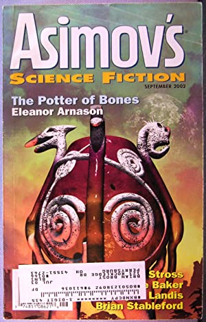 Asimov's Science Fiction ~ Vol. 26 #9 ~ September 2002