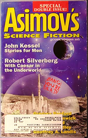 Asimov's Science Fiction ~ Vol. 26 #10 & 11 ~ October-November 2002