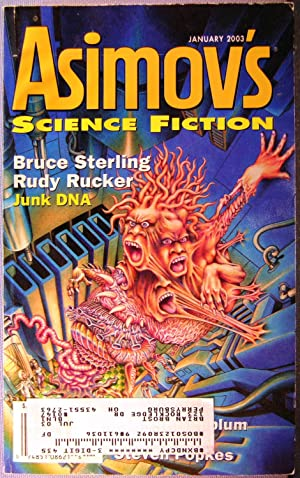Asimov's Science Fiction ~ Vol. 27 #1 ~ January 2003