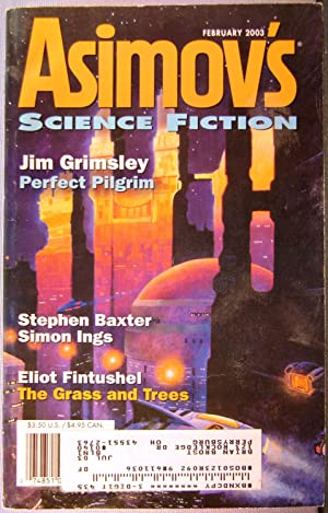 Asimov's Science Fiction ~ Vol. 27 #2 ~ February 2003