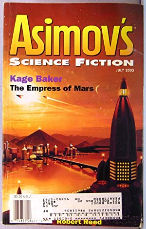 Asimov's Science Fiction ~ Vol. 27 #7 ~ July 2003