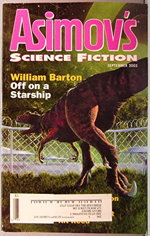 Asimov's Science Fiction ~ Vol. 27 #9 ~ September 2003