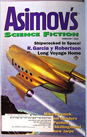 Asimov's Science Fiction ~ Vol. 28 #2 ~ February 2004