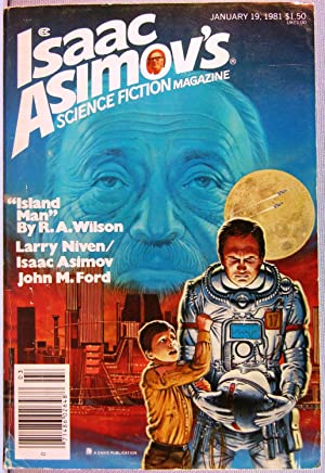 Isaac Asimov's Science Fiction Magazine ~ Vol. 5 #1 ~ January 19, 1981